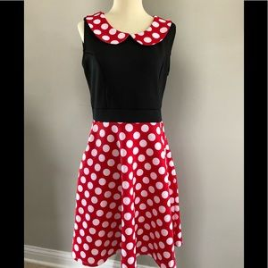 Disney Women's Minnie Mouse Dress M